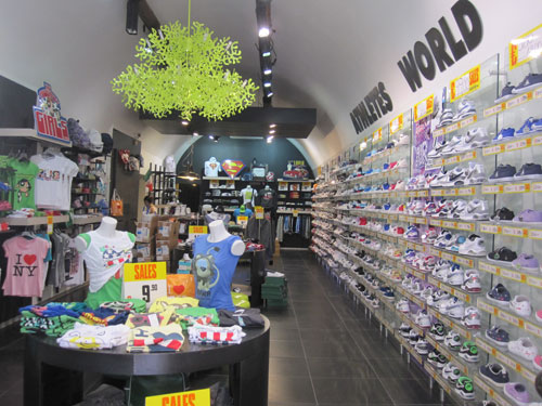 World Scarpe 69 CommercioAthletes – Area C E Sneakers Stand nv08OwNm